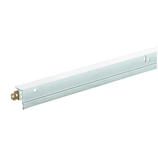 Donn 4 Ft. x 1-1/2 In. White Steel Fire Resistant Ceiling Tile Cross Tee