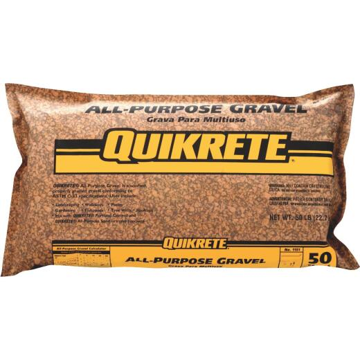 Quikrete 0.5 Cu. Ft. 50 Lb. All-Purpose Gravel