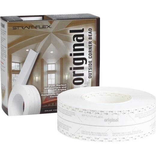 ClarkDietrich/Strait-Flex 2-3/8 In. x 100 Ft. Original Outside Corner Bead Drywall Tape