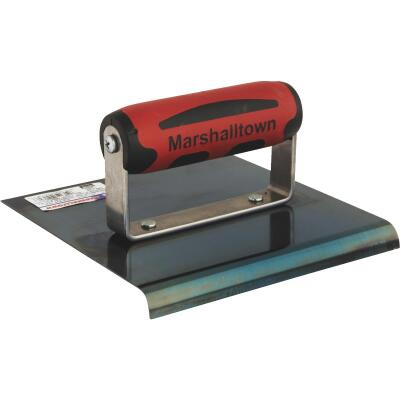 Marshalltown Blue Steel 6 In. X 6 In. Straight End Edger