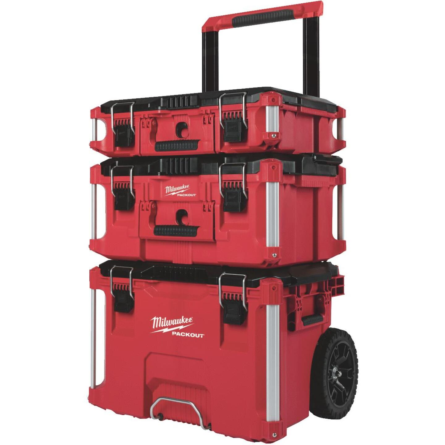 Milwaukee PACKOUT 22 In. Rolling Toolbox Image 2