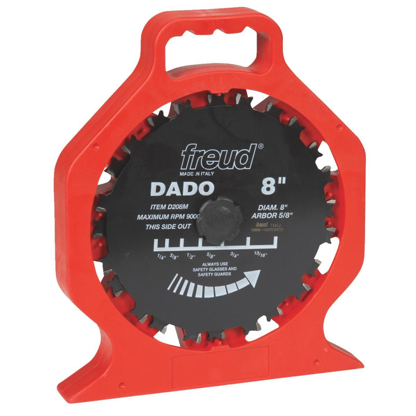Freud 8 In. Pro Dado Circular Saw Blade Set Image 1
