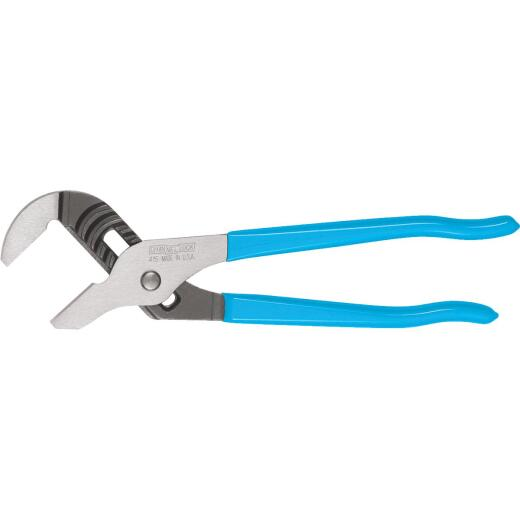 Channellock 10 In. Smooth Jaw Groove Joint Pliers
