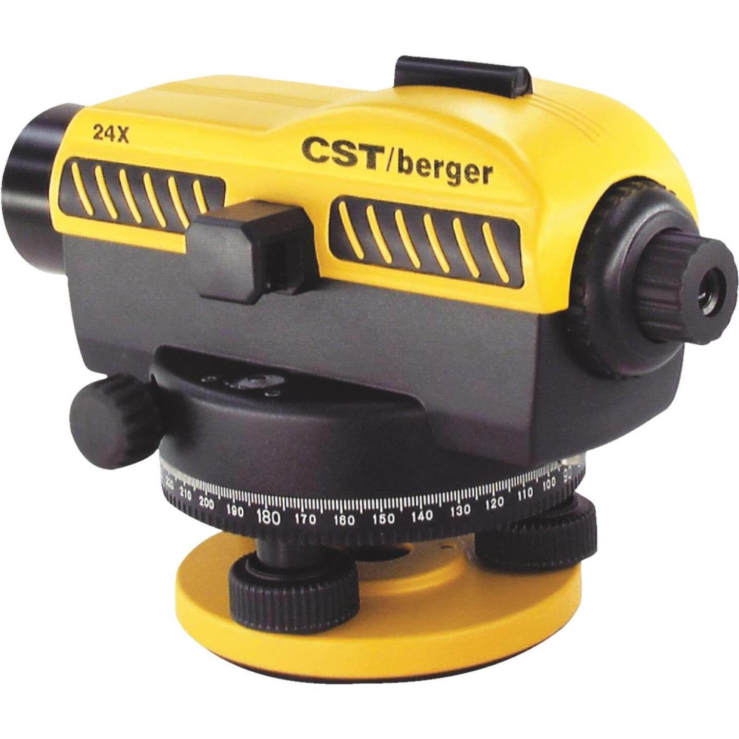 CST/berger 22X Magnifying Auto Site Level Image 1