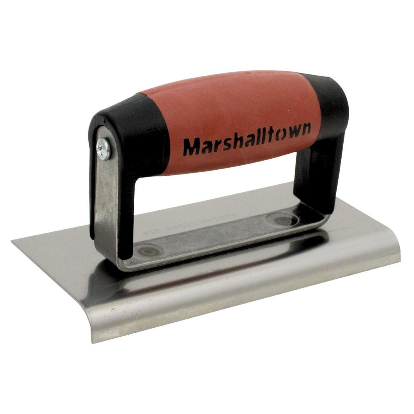 Marshalltown 6 In. x 3 In. Straight End Cement Edger Image 1