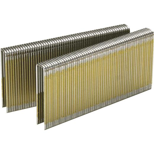 Senco 16-Gauge Galvanized Heavy Wire Decking Staples, 7/16 In. x 1-1/2 In. (10,000 Ct.)