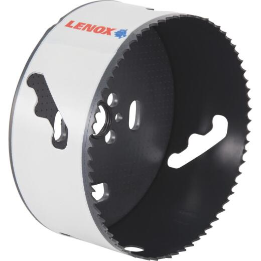 Lenox Speed Slot 4-1/2 In. Bi-Metal Hole Saw