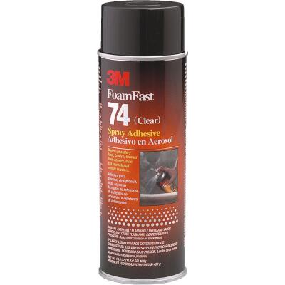 3M FoamFast 74 16.9 Oz. Spray Adhesive