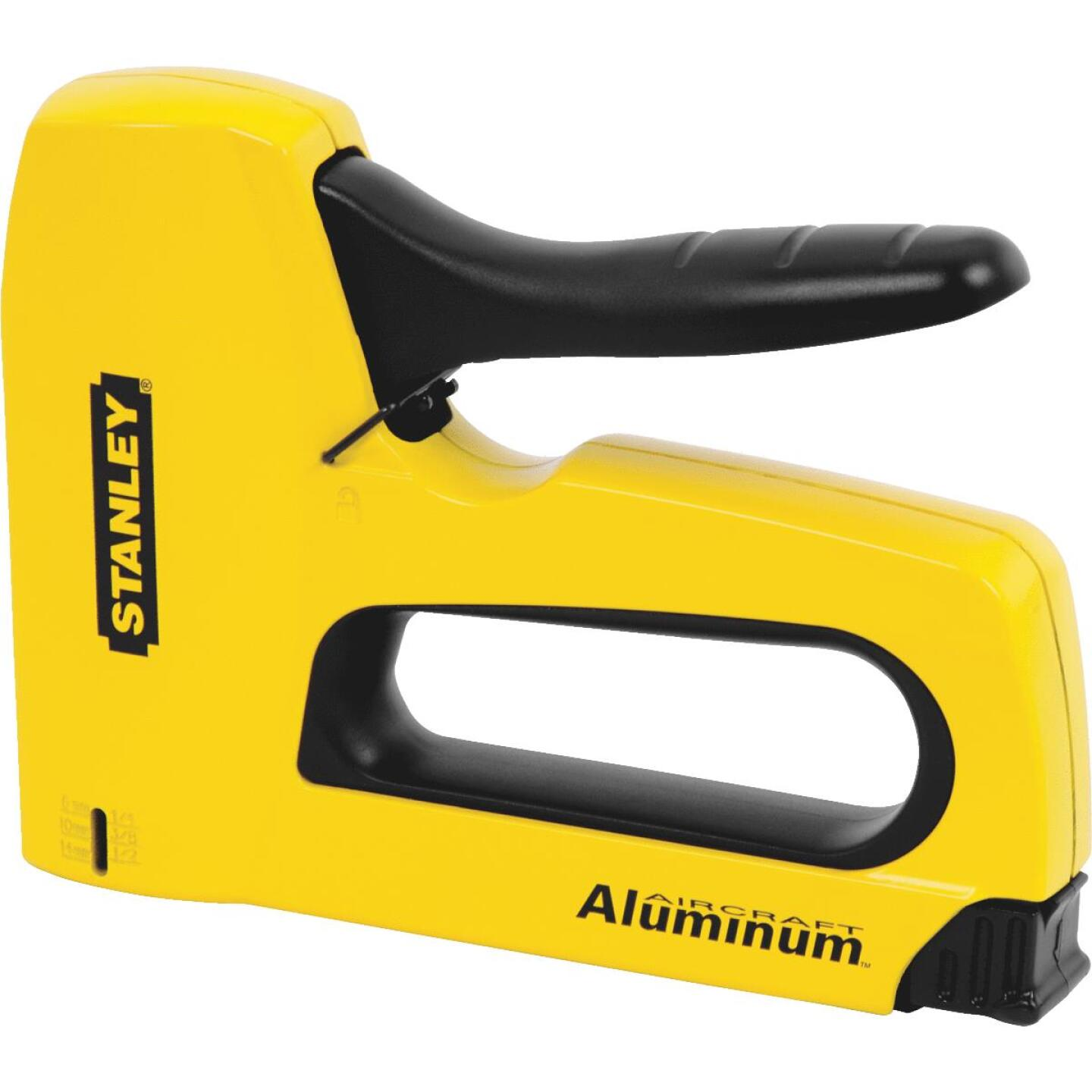 Stanley SharpShooter High-Visibility Heavy-Duty Staple Gun Image 1