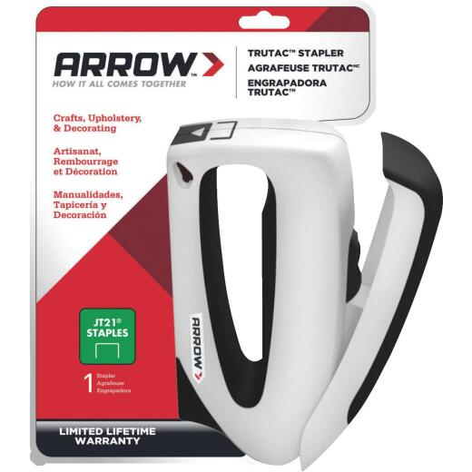Arrow TruTac JT21 Light-Duty Staple Gun