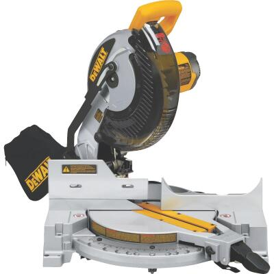 DeWalt 10 In. 15A Compound Miter Saw
