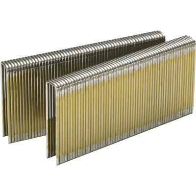 Senco 16-Gauge Galvanized Heavy Wire Decking Staples, 7/16 In. x 1-3/4 In. (10,000 Ct.)