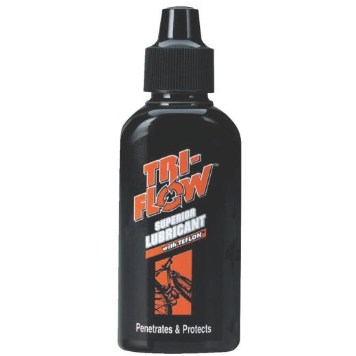TRI-FLOW 2 Oz. Squeeze Bottle Multi-Purpose Lubricant