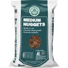 NuLife 2 Cu. Ft. Medium Bark Nuggets Image 1