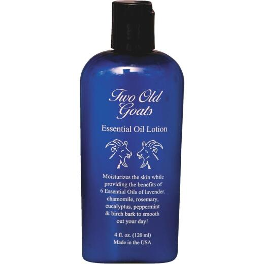 Two Old Goats 4 Oz. Essential Oil Pain-Relieving Lotion