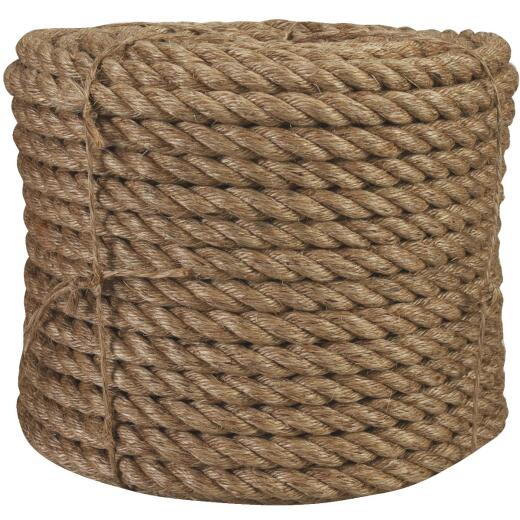 Do it 1 In. x 300 Ft. Tan Manila Fiber Rope