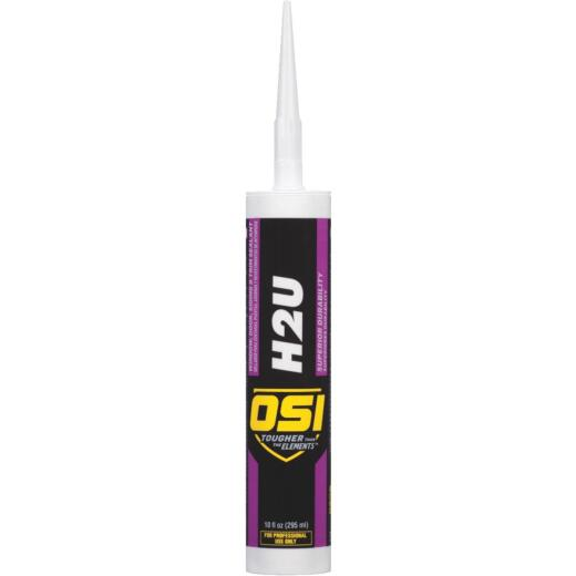 OSI H2U 10 Oz. High Performance Acrylic Sealant, White