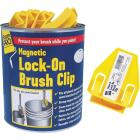 FoamPro Magnetic Lock-On Brush Clip Image 1