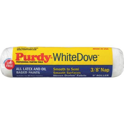 Purdy White Dove 9 In. x 3/8 In. Woven Fabric Roller Cover